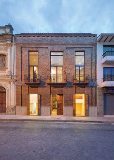 Casa Juan Jaramillo, Cuenca, Ecuador - Surreal Estudio