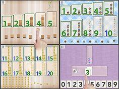 Montessori Zahlen App | iPad iPhone | Apps für Kinder | Kids Apps