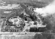 Idora Park fire. Youngstown, Ohio