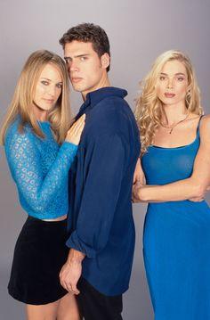 Sharon, Nick and Grace circa 1998 #YR