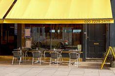 Raoul's Notting Hill - brunch