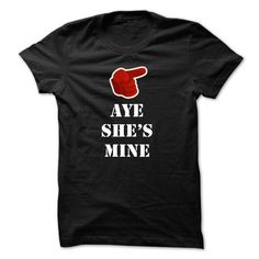 She is Mine Tee - #matching shirt #adidas hoodie. SECURE CHECKOUT => https://www.sunfrog.com/Valentines/She-is-Mine-Tee-15887184-Guys.html?68278