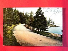 Nova Scotia Vintage Postcard DB Point Pleasant Park Halifax NS in Collectibles, Postcards, Canada | eBay