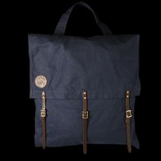 UNIONMADE - Duluth Pack - Large Canoe Pack in Navy