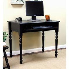 images about Long Narrow Desks on Pinterest   Home office desks, Desks