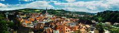Český Krumlov, CZ by Martin Gallie on 500px