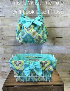 Sugar Skull Bike Basket Liner by FreerideBikeCo on Etsy