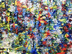 Ana Couper NZ Gerhard Richter, Jackson Pollock, Abstract Art, Painting, Painting Art, Paintings, Painted Canvas, Drawings