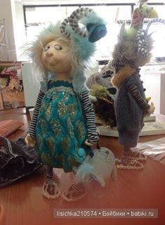 Doll pattern by Jill Maas