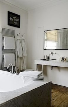 Modern bathroom #modern #bathroom