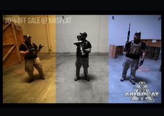 AirSplat 30% Off On Airsoft Guns & Gear