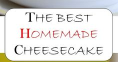 THE BEST HOMEMADE CHEESECAKE #cake #food #chocolate You'll Need: Crust 1-1/2 cups graham cracker crumbs 5 ... Best Chicken Marinade, Chicken Marinades, Homemade Cheesecake, Cheesecake Cake, Graham Cracker Crumbs, Graham Crackers, Pie Recipes, Pink Champagne Cupcakes