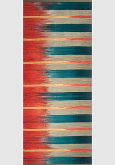 Rushing - x Navajo Weaving, Loom Weaving, Hand Weaving, Cricket Loom, Rug Ideas, Make Your Own, How To Make, Ikat, Fiber Art