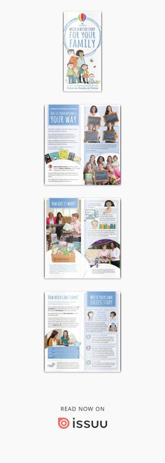Opportunity Booklet A brand new tool to give potential recruits all the information they need about the fantastic opportunity with Usborne Books at Home. Booklet, Opportunity, Writing, Learning, Being A Writer, Teaching, Letter, Studying