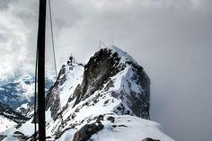 Mt Pilatus Ridge - Lucerne, Switzerland