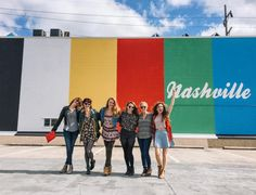 14 Nashville Murals You Have To Visit This Summer | Web Girl | The BIG Legend 98.3