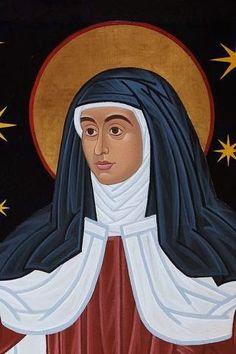 Icono de Teresa de Avila