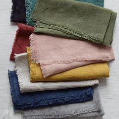 textiles Linen Dish Towels / Natural Linen Tea Towels Buying Bespoke Mens Shirts - The Benefits And Colour Schemes, Color Patterns, Colour Palettes, Elefant Design, Textiles, Linen Napkins, Cloth Napkins, Color Stories, Dish Towels