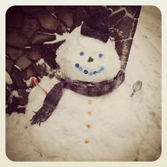 ⛄️let it snow