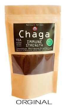 Chaga Tea 114g