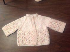 Lacey Baby Raglan Jacket how to by Stitch Niche
