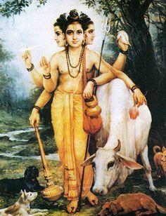 Lord Dattareya