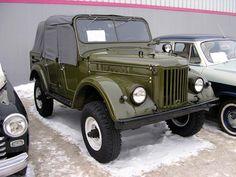 Легендарный внедорожник ГАЗ-69 обретёт вторую жизнь