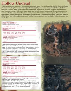 Dark Souls 3 monsters by ALVIG