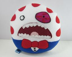 Adventure Time Plush - Zombie Peppermint Butler Pillow