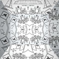 Trabajo creativo realizado en las clases de Preprensa Digital en la UDI Universitaria de Investigación y Desarrollo 2017 #TrabajoCreativo #Preprensa #Digital #DiseñoGráfico #UDI #Universitaria #Investigación #Desarrollo #Bucaramanga #Santander #Colombia #LuigiTools #D3ltaApp #Abstracto #Arte #ArteAbstracto #Drift #Desvio #Football #Sydney #Kangaroo #Graffiti #GrayScale Arte Abstracto @udi_oficial @udigrafico