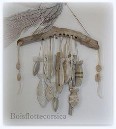 Boisflottecorsica. Des idées déco en bois flotté, chantournage et fabrication de photophores en cire. - boisflottecorsica