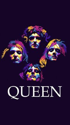 "Wallpaper inspired in rock band ""Queen"" Band Wallpapers, Cool Wallpapers For Phones, Queen Banda, Image Tumblr, Musik Wallpaper, Rock Band Posters, Queen Poster, Queens Wallpaper, Queen Aesthetic"