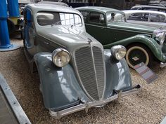 1936 Zbrojovka Z-5 Express Vintage Cars, Antique Cars, Car Makes, Eastern Europe, Car Car, Old Cars, Buses, Cars And Motorcycles, Motors