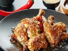 Куриные бедрышки в кисло-сладком маринаде : Мясные блюда : Кулинария …