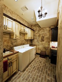 Mediterranean Laundry Room Tuscan Laundry Rooms Design, Pictures, Remodel, Decor and Ideas - page 2