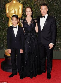 Cambodian couple claims Angelina Jolie adopted her son with fake documents