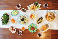 Bademli Kahvaltı Mekanları - Taraça Lezzet Kulübü