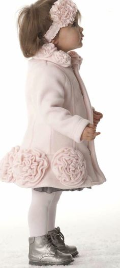 Kate Mack Amazing Pink Polar Fleece Jacket *PREORDER*Sizes 12M-4T
