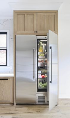 There has been SOOOO much action at the Inspired To Style house renovation project. Let me bring you up to speed AND show you our gorgeous new kitchen! Ikea Kitchen Inspiration, Luxury Kitchen Design, Cabinet Design, House Renovation Projects, Cabinetry Design, Room Layout, Home Reno, Moving Apartment, Cabinetry