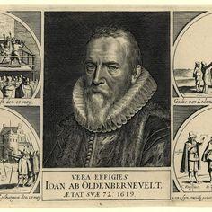 Blad met voorstellingen van de belangrijkste gebeurtenissen in het jaar 1619, anonymous, after Willem Jacobsz. Delff, 1619 - Rijksmuseum