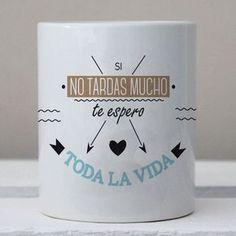 www.mugnificas.es Tazas para regalar. Diseños originales. Frases con diseño.