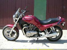 Second Bike.  Loved my Suzuki VX800