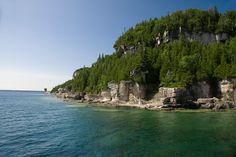 Tobermory Ontario, love this place! Tobermory Ontario, O Canada, Solitude, Small Towns, The Great Outdoors, Google Images, Places To Go, Trail, Wildlife