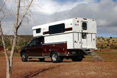 Alaskan Campers, The Campers camper, RV of pickup truck Campers 10' FD