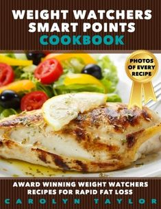 I learned about what is weight watchers and what is the program. Further in the book there is a description and instructions for the preparation of various dishes. I like that under every recipe I found a picture of the dish. With these recipes I can finally live a healthy lifestyle