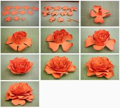 Bits of Paper: A Week Full of Flowers with your Silhouette #Tutorial #JamieLaneDesigns