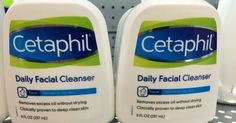 RUN!!! Cetaphil Skin Care Products Just $2.79/Each At Walmart!