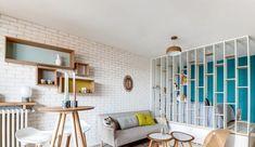 Séparer une pièce : nos idées pour cloisonner l'espace avec style - Côté Maison
