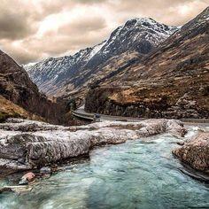 Via @wilandro #Fortwilliam #glencoe #BrilliantMoment #Scotland  #CaledonianSleeper #Mountains #Landscape #Scenery #ScottishIgers