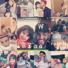 Adam Saleh and Reema Adam Saleh, Love Life, Pairs, Goals, Celebrities, Youtube, Bebe, Celebs, Youtubers